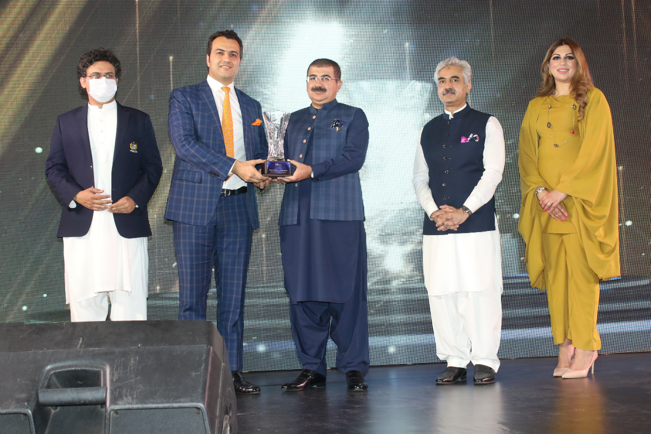 Best Excellence Service In Education Award